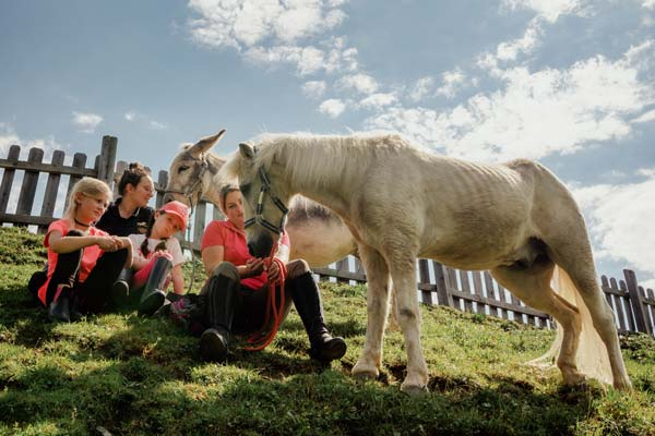 Family Holiday in Serfaus | Darrehof Farm