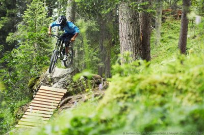 Bikepark Serfaus | © Serfaus Fiss Ladis Marketing GmbH – Christian Waldegger