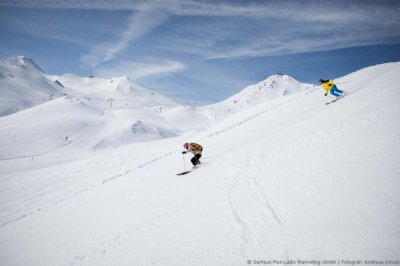 First Tracks | © Serfaus Fiss Ladis Marketing GmbH – Andreas Kirschner