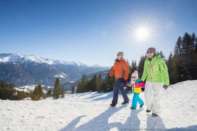 Panorama Enjoyment Trail in Winter | © Serfaus Fiss Ladis Marketing GmbH – Andreas Kirschner